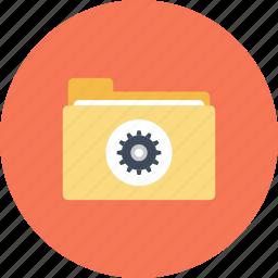 archive, content, data, document, file, folder, management icon