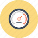 dashboard, optimization, performance, seo, speed, speedometer, web icon