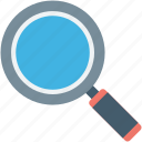 magnifier, magnifying glass, search, search web, searching glass
