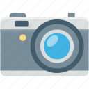 camera, digital camera, photo, photography, photoshoot icon