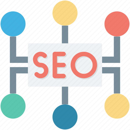 hierarchical structure, network, seo hierarchy, sharing network, sitemap icon
