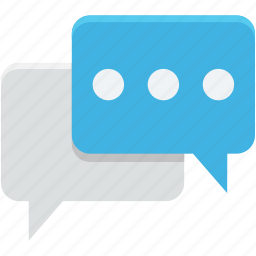 chat balloon, chat bubble, chatting, speech balloon, speech bubble icon