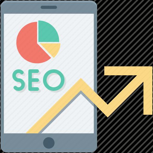 marketing, mobile seo, search engine, seo, seo services icon