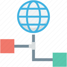 communication, global connection, global network, globe, network icon