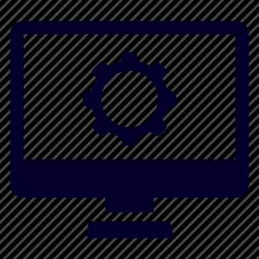 configure, dashboard, seo icon