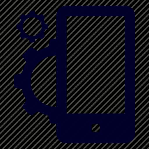 configure, device, mobile, seo, technology icon