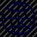 configure, global, seo icon