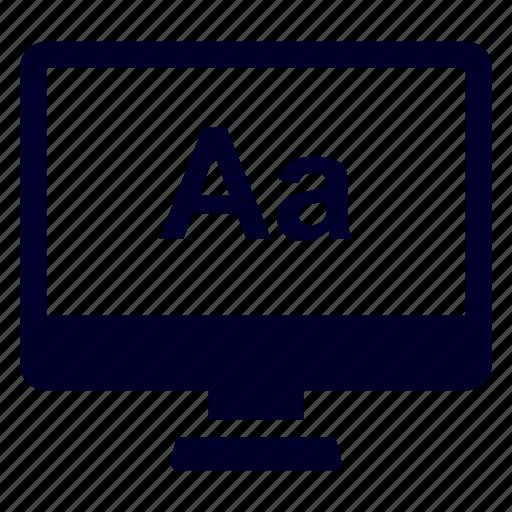 copywriting, dashboard, seo icon