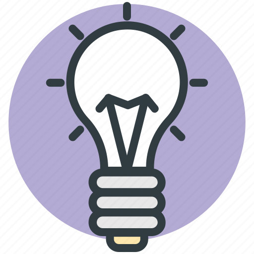 Bright, bulb, bulb light, electricity, light, sparkle icon - Download on Iconfinder