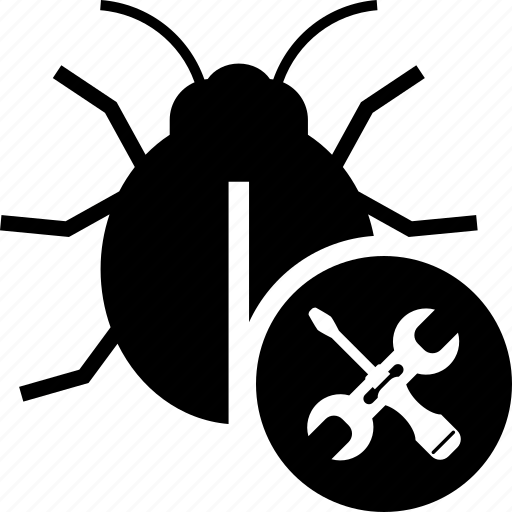 Bug, fixing icon | Ico...