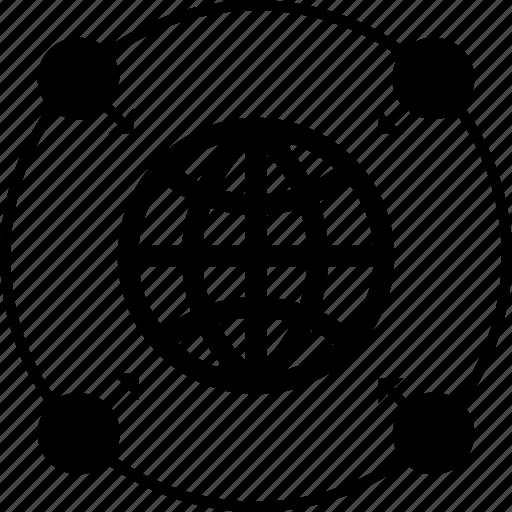 link, wheel icon