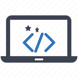 clean, code, coding, html, internet, programming icon