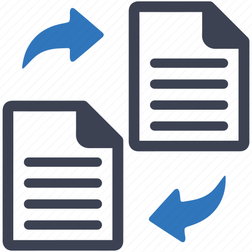 content, copy, data, document, duplicate icon