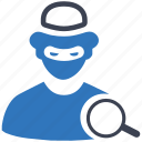 hat, search, seo, whitehat icon