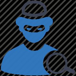 hat, search, seo, whitehat icon