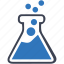 chemistry tube, experiment, lab, laboratory, market research, research, science icon