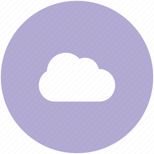 cloud, forecast, icloud, puffy cloud, sky cloud, weather icon