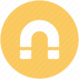 horseshoe magnet, magnet, magnetic, power, seo, seo power icon