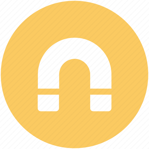 horseshoe magnet, magnet, magnetic, power, seo, seo power icon