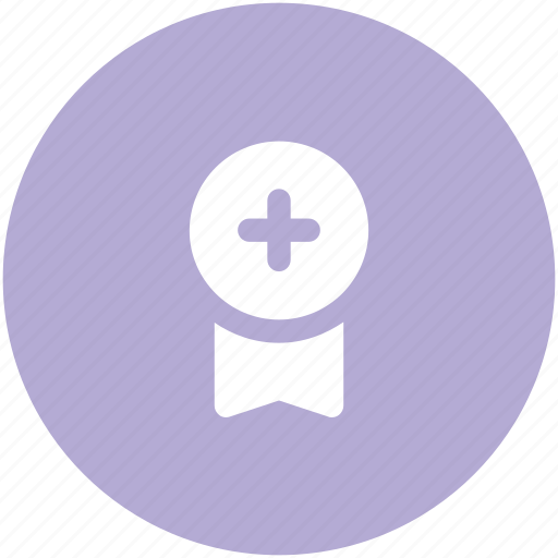 add bookmark, add to bookmark, bookmark, favourite, plus sign, ribbon icon
