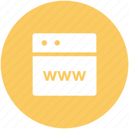 domain, internet surfing, page, url, web, web searching, website icon