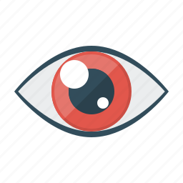 eye, glasses, identities, look, view, visual, visual identities icon
