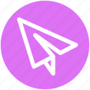 email, flying, letter, paper, paper plane, send, seo