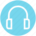 earphone, headphone, microphone, seo, service, support, web icon