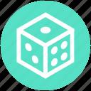 dice, gambling, game, luck, marketing, miscellaneous, seo