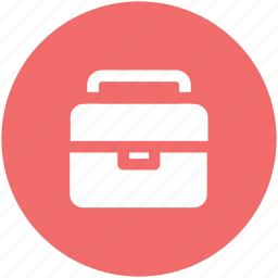 bag, briefcase, business bag, luggage bag, suitcase icon