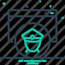 cicerone, guide, seo, seo guide, technology icon
