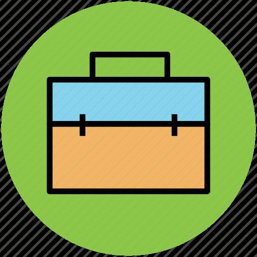 bag, briefcase, case, documents bag, office bag, portfolio icon