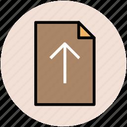 development, development file, document file, html file, upload file, web file icon