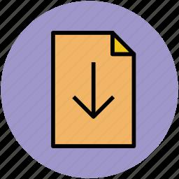 development, development file, document file, download file, html file, web file icon