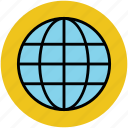 global, globe, network, settings, worldwide icon