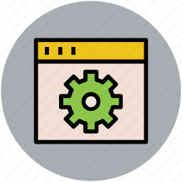 cog, configuration, gear, optimization, options, setting icon