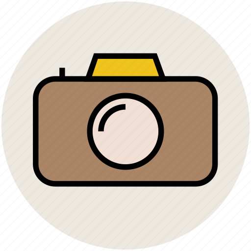 camera, digital camera, image, photo, photo camera, photography icon