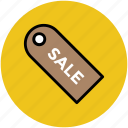 company tag, discount tag, label, sale offer, sale tag, seo, tag icon