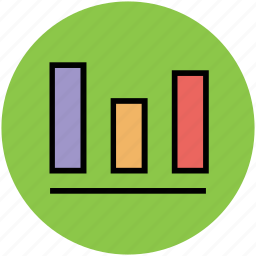 analytic, bar chart, bar graph, chart, graph, statistics icon