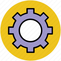 cog, cogwheel, gear, gearwheel, options, settings icon