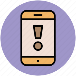 alert, attention, caution, exclamation, hazard sign, notification, warning icon