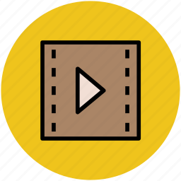 audio play, media player, multimedia, play, video play icon