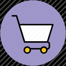add to cart, cart, shopping, shopping cart, shopping trolley icon