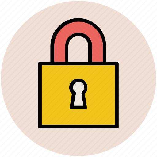 lock, locked, password, protection, safety, secure, security, ssl, ssl sing icon