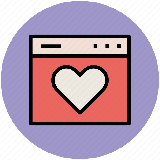 heart, heart shape, like, love, valentine icon