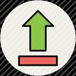 search engine, seo, up arrow, upload, upload arrow icon