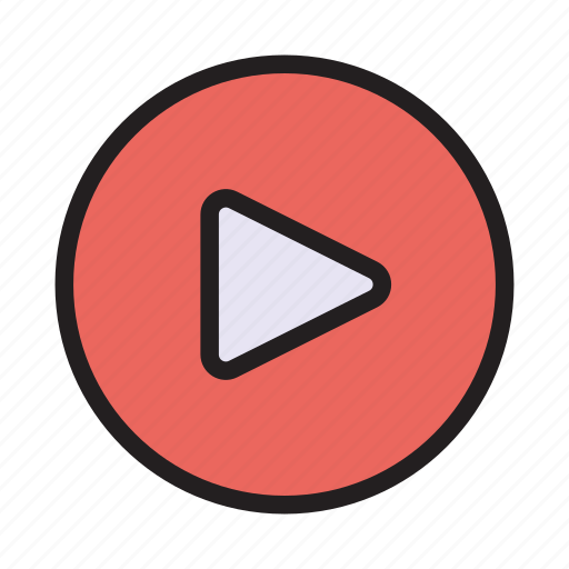 music, play, player, song, video icon