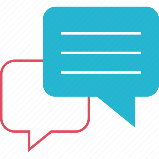 chat, design, web icon