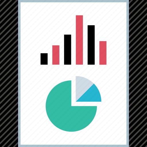 data, graphic, user icon