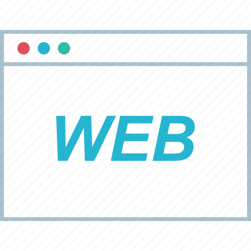 data, development, web icon
